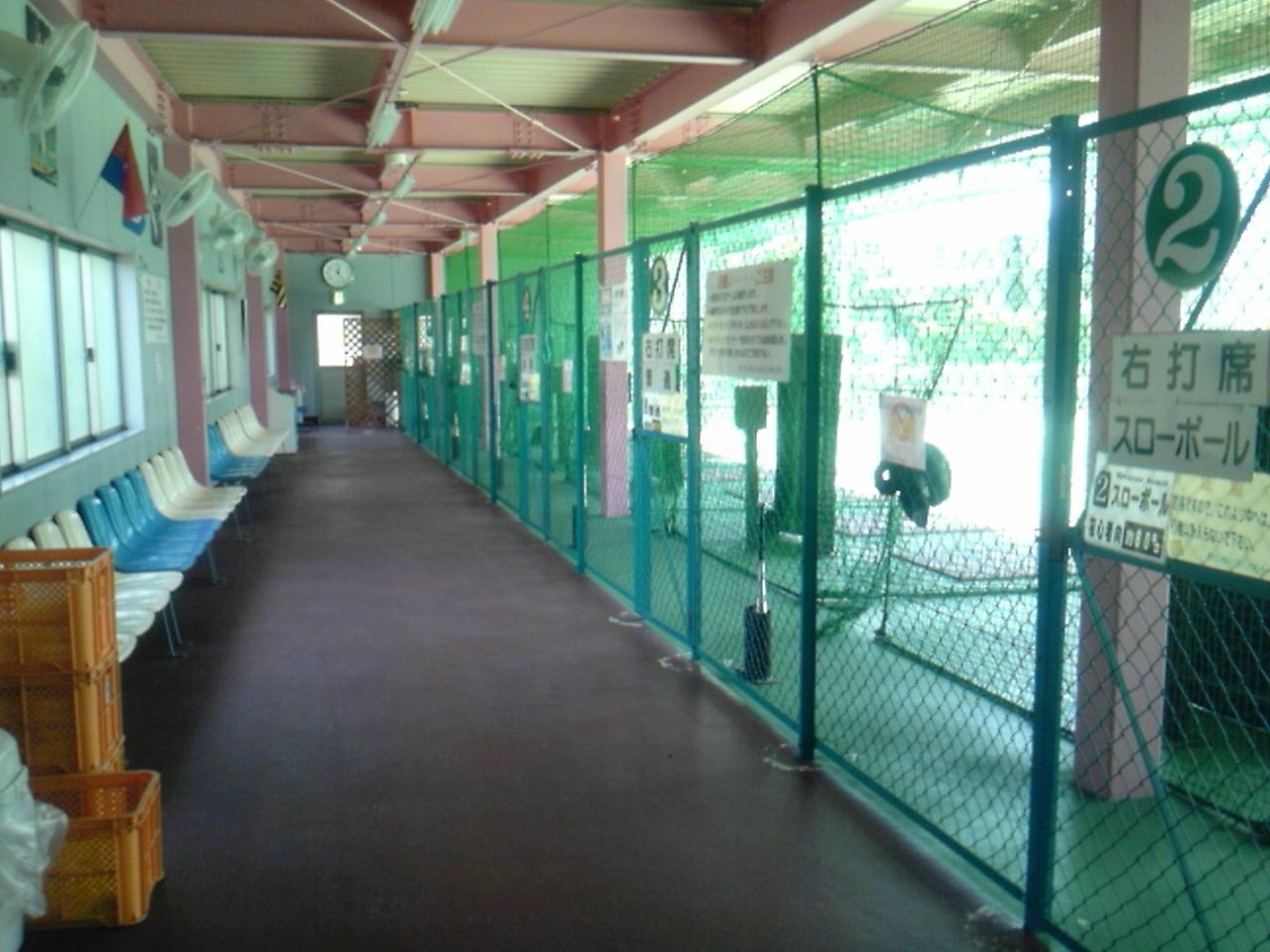 オリエンタルバッティングセンター可児