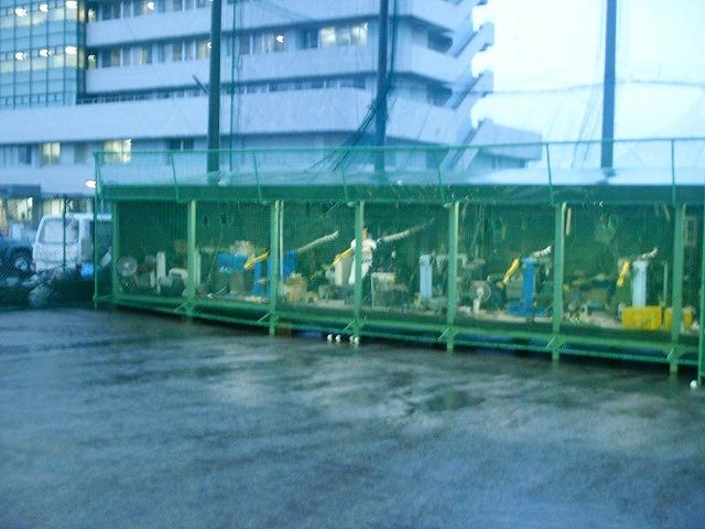 奈良バッティングセンター