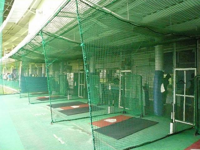 井高野ゴルフセンター 【バッティングコーナー】