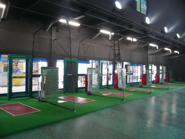 レインボースタジアム大正店