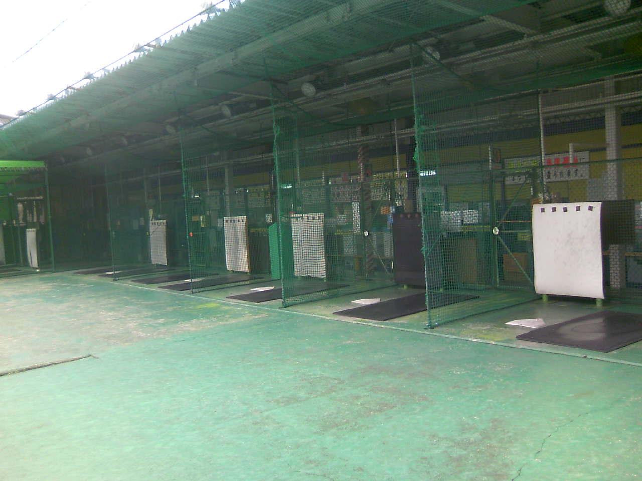 バイパス軟式バッティングセンター