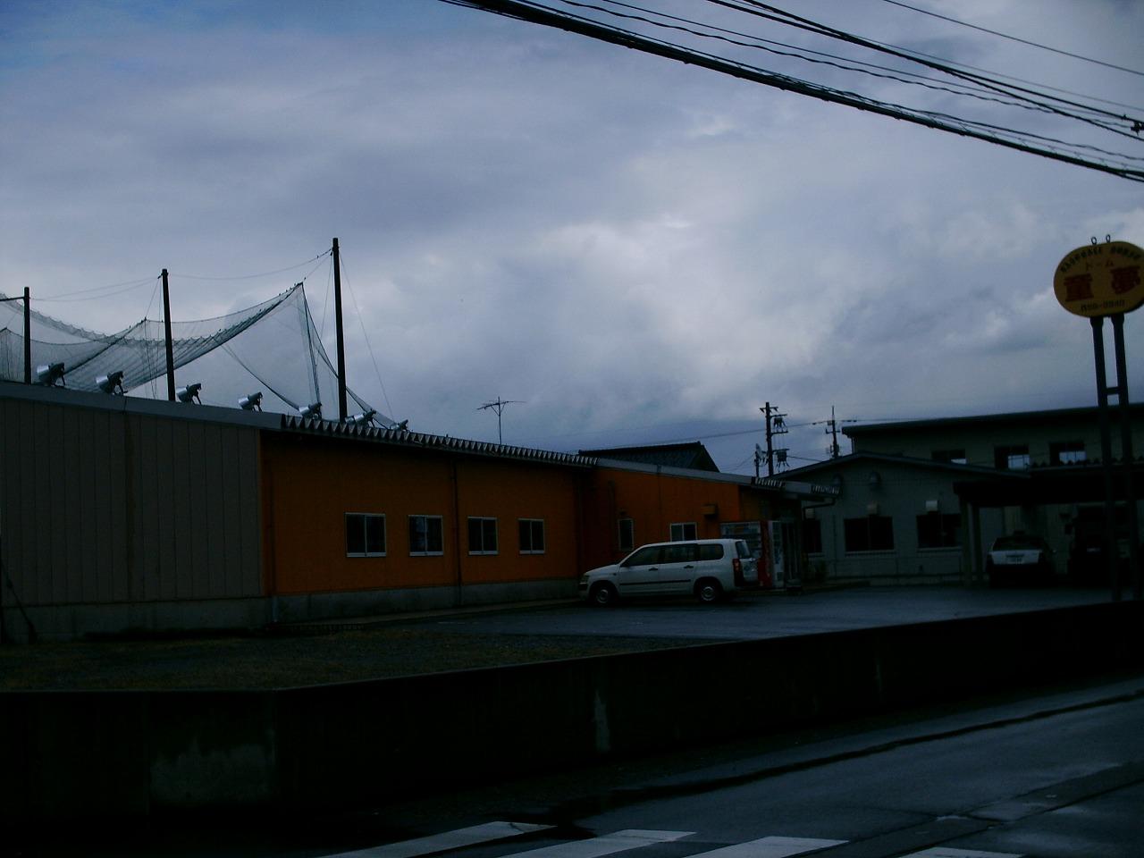 ベースボールハウス童夢01