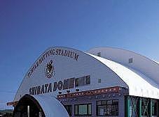 タートルバッティングスタジアム シバタドーム